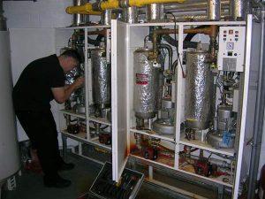 Keston Rig Boiler Repair
